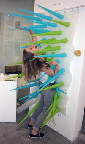 Showercurtain helps with Water Usage