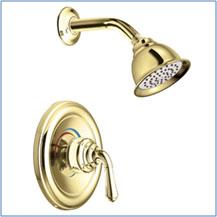 Bath Fixer - Single Handle Faucet