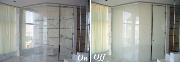 Bath Fixer - Switchable Privacy Glass