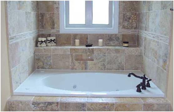 Bath Fixer - Bath Tub Shelf